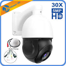 30X Zoom Built in <b>POE 5MP Outdoor HD</b> PTZ IP Speed Dome ...
