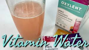 <b>Multivitamin Supplement Drink</b> Mix by <b>Oxylent</b> Review - YouTube