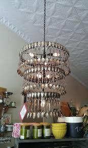 spoon chandelier silver spoon chandelier fork and spoon chandelier arhaus