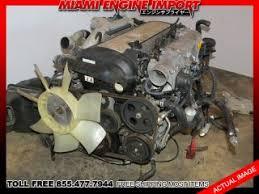 Toyota MR2 JDM 1ZZ FE VVT I Engine Wiring ECU 1ZZFE vvti Motor Used ...