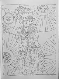 Small Picture 13 best Steampunk Coloring Pages images on Pinterest Coloring