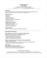 Medical Assistant Resume Objective Amazing Ideas Of Medical Assisting Resume Objectives Awesome Sample Resume