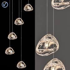 argos pendant lamp 112572 3d model