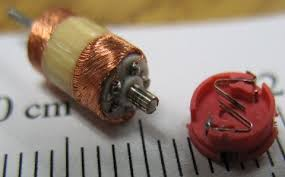 what is a motor winding types and its