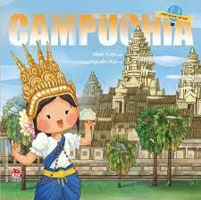Sách Vòng Quanh Thế Giới - Campuchia - FAHASA.COM