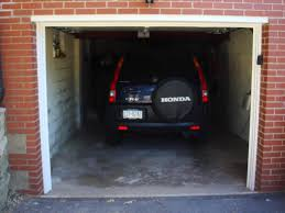 Sumptuous Design Inspiration Single Garage Door Size  Best GarageDimensions Of One Car Garage