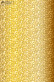 gold decorative wallpaper pattern vector material
