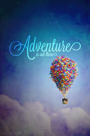 Up Quotes Enchanting I'll Send You A Postcard Be Adventurous Quote Up Disney