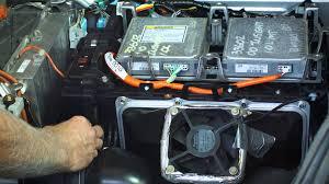 honda insight hybrid battery installation