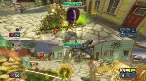 plants vs zombies garden warfare co op