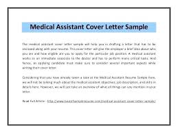 Medical Application Letter Sample Medical Assistant Resume Cover Letter Examples Awesome For