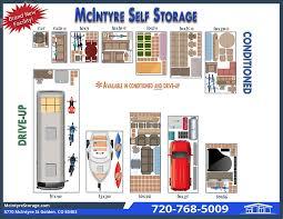 Mcintyre Self Storage Best Priced Self Storage In Golden