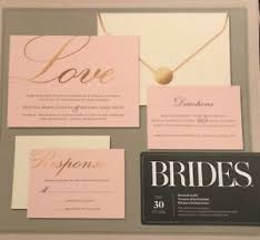 Invitations Formal Details About Brides Formal Love Wedding Invitations Seals Response Cards More 30ct Nib
