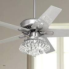ceiling fan shades hunter lamp shades lovely ii steel crystal light kit ceiling fan ceiling fan