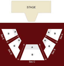 Utep Wise Family Theatre El Paso Tx Seating Chart