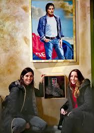 Genoa, le figlie di Signorini al Museo: la fotogallery ...
