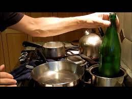 Making Wine Bottle Lights Making Glass Bottle Pendant Lights Youtube