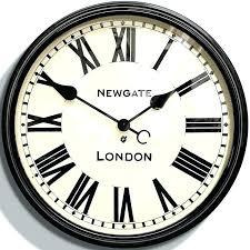 kitchen wall clocks uk vintage