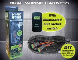 korr led light bar harness 12v shop unidan bar harness 12v previous next