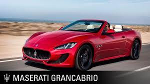 Maserati GranCabrio Sport - YouTube