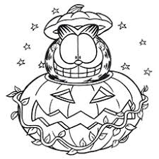 Looking for some fun the big graphics on these halloween themed coloring pages make them especially great for younger yay!! Halloween Coloring Pages Free Printables Momjunction