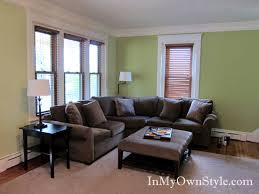 living room makeover black painted furniture ideas