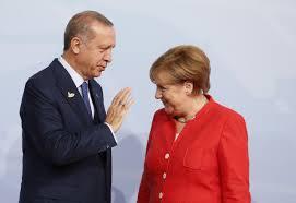 Τηλεφωνική επικοινωνία είχαν Μέρκελ και Ερντογάν μεταδίδουν τουρκικά μέσα ενημέρωσης | Hellasjournal.com