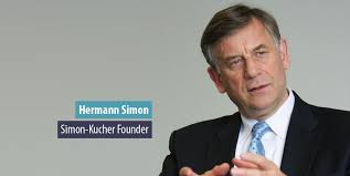 Simon Kucher Simon Kucher Founder Hermann Simon Releases New Book On