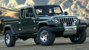 2017 Jeep Pickup Truck Changes, Price - 2018 - 2019 Best Pickup ...
