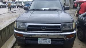A Clean Used 96 Mod Toyota 4runner And An Opel Astra In Phc Call ...