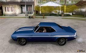1969 Chevrolet Camaro Yenko for GTA San Andreas