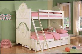girls white bunk beds. Exellent Beds Things To Remember When Furnishing And Decorating Your Little Girlu0027s Bedroom Throughout Girls White Bunk Beds F