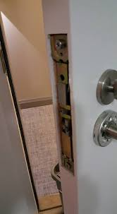 lock your door. Need A Lock In Your Door Fixed ? Rekeyed We Are