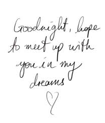 I See You In My Dreams Quotes