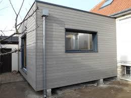 extension à ossature bois de 30 m2 par
