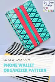 Free Wallet Sewing Pattern Best Design