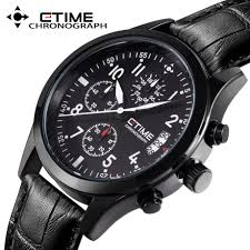 online get cheap mens large watches aliexpress com alibaba group fashion ctime large dial casual watch men luxury brand quartz military sport watch digital men