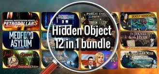 This site provides games for pcs running windows 7 and higher. Hidden Object 12 In 1 Bundle On Steam