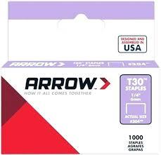 Arrow Staple Size Chart Staple Sizes For Staple Guns Autodealerservice