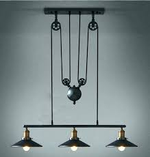 diy multi pendant light multi bulb light fixture pendant light fixtures loft vintage retro iron black