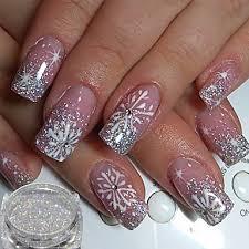 119 1ks Glitter Powder Elegantní Luxusní Glitter Sparkle Tipy Pro Nehty