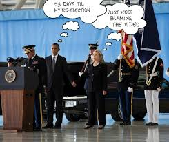 Image result for hillary benghazi caskets pics