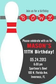 bowling invitation templates bowling invitations templates free free printable bowling birthday