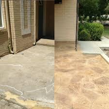 concrete resurfacing in magnolia the
