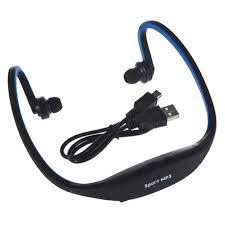 Tai nghe thẻ nhớ thể thao Mp3 Sport không dây