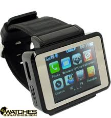 K1 SmartWatch From 3G Watches With Apple Screen Display Multimedia