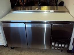 refrigerated countertop prep unit new used refrigeration