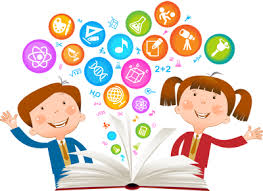 Resultado de imagem para biblioteca escolar
