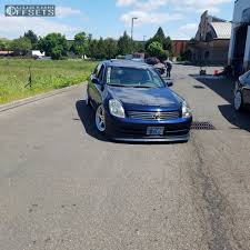 2005 Infiniti G35 Aodhan Ds 01 Ksport Coilovers Coilovers Gold ...