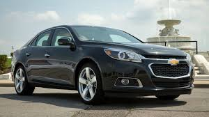 All Chevy chevy cars 2015 : 2015 Chevrolet Malibu Start Up and Review 2.0 L Turbo 4-Cylinder ...